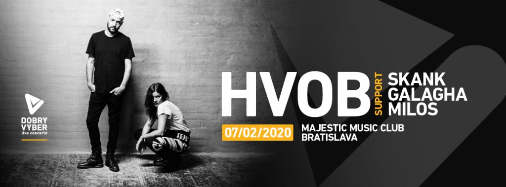 HVOB sa už v piatok predvedú v Bratislave na celonočnej žúrke so slovenskými DJmi