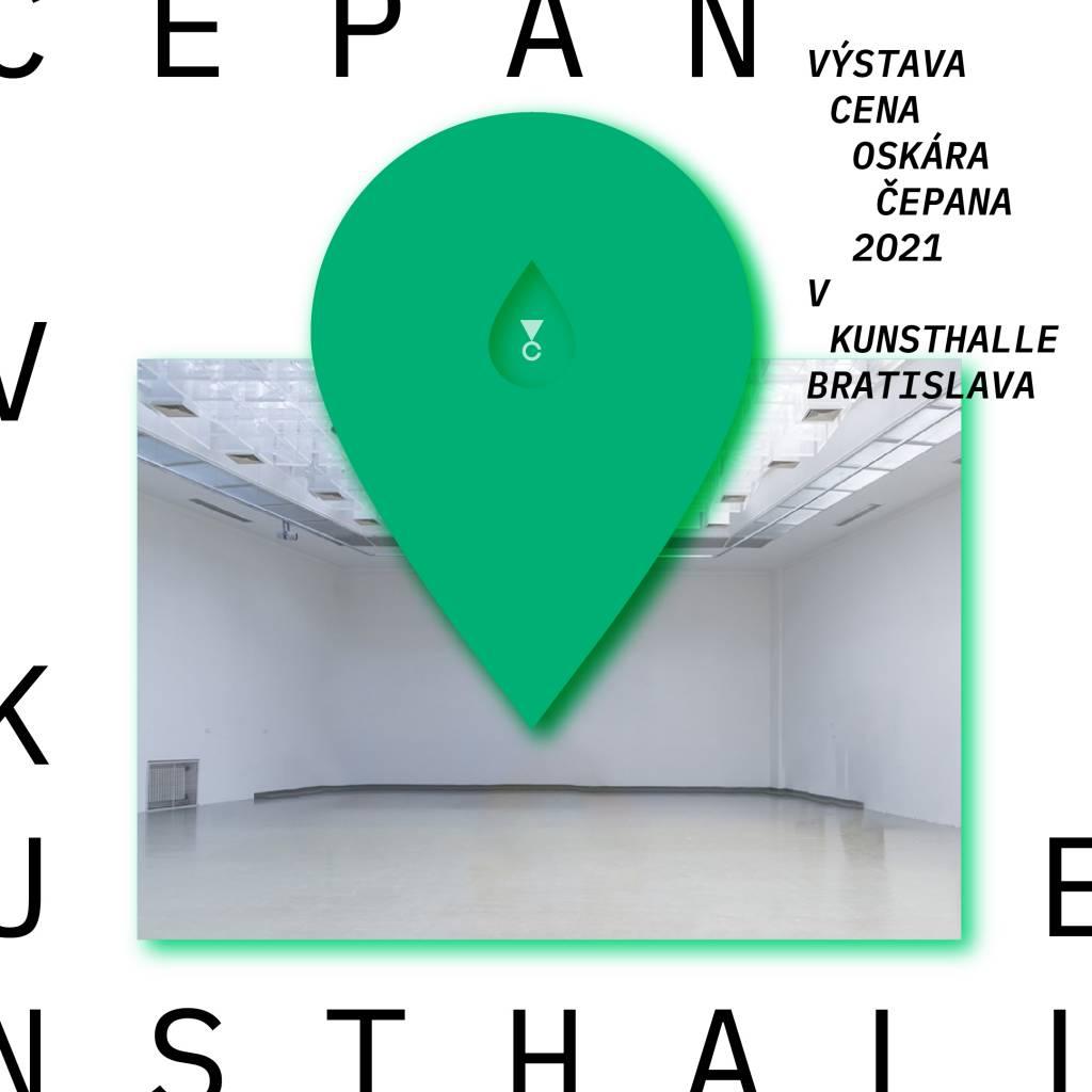 Finálová výstava Ceny Oskára Čepana 2021 sa uskutoční  v Kunsthalle Bratislava,  kurátorkou bude Laura Amann zRakúska