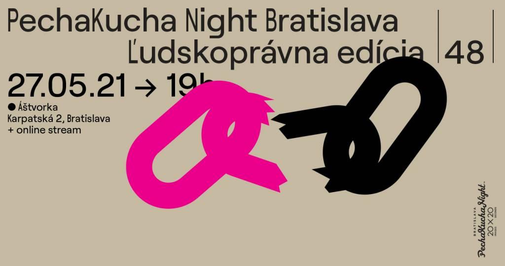 Rezonujúce ľudskoprávne témy na PechaKucha Night Bratislava